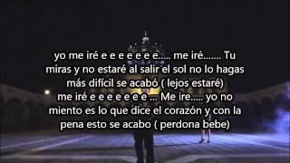 Me Ire Mc Davo- Letra + Video Oficial