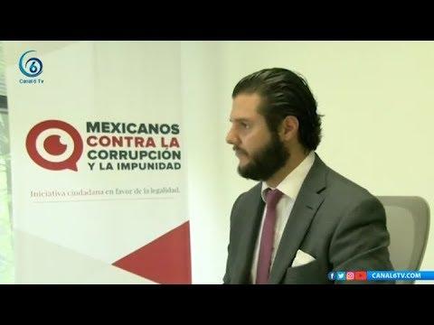 No somos corruptos, no tenemos partido, sólo queremos el bien para México: MCCI