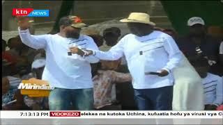 Kiswahili cha kipekee cha Gavana wa Homa Bay, Cyprian Awiti | MIRINDIMI
