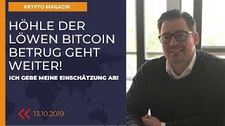 Bitcoin Trading Plattform Hohle der Lowen