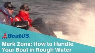 How to Handle A Bass Boat in Rough Water | BoatUS