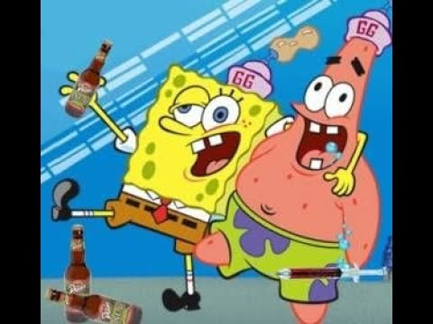Spongebob Jawa Ciu Haram