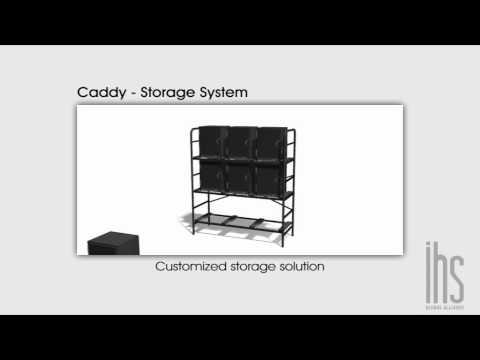 Caddy Storage System