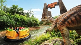 Top 10 Famous Theme Park Attractions