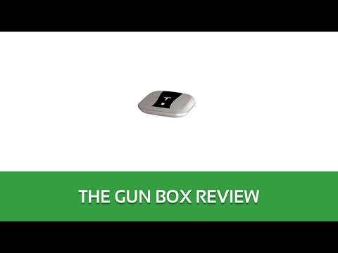 The Gun Box Biometric Hand Gun Safe Review – 2018