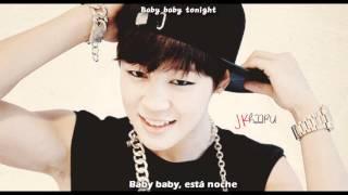BTS - Coffee「Sub Español+Hangul+Romanización」