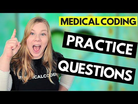 MEDICAL CODING PRACTICE QUESTIONS - CPC EXAM PREP ...