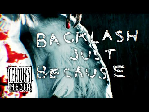 NAPALM DEATH - Backlash Just Because (Lyric Video) online metal music video by NAPALM DEATH