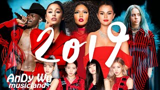 "MASHUP 2019 ""KILL THE UNKNOWN"" - 2019 Year End Mashup by #AnDyWuMUSICLAND (Best 158 Pop Songs)"