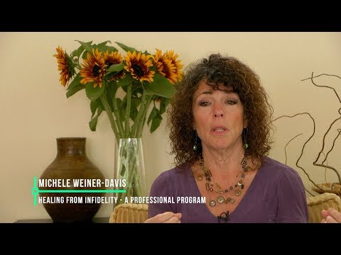 """Healing From Infidelity for Professionals  Video 1  Michele: """"How detailed should conversations be?"""""""