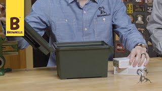 Quick Tip: The Do's & Don'ts of Ammo Storage
