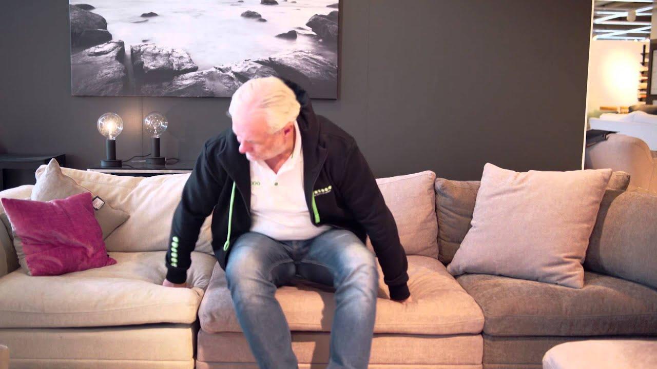 Glenn Hysén testar vad man kan göra för 50 000 kronor