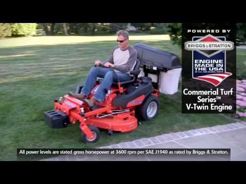 2020 Simplicity Champion XT 48 in. Briggs & Stratton 25 hp in Lafayette, Indiana - Video 1
