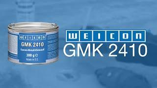 Riss In Einer Plane Reparieren | WEICON GMK 2410