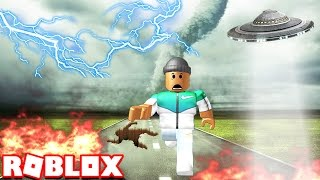 SURVIVE THE DISASTERS IN ROBLOX