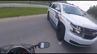 BIKELIFE VS COPS - Bikelife Police Chase Compilation #3 - FNF