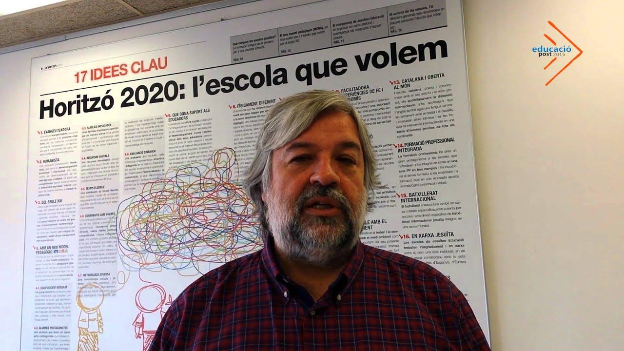 Canvis sistèmics a l'escola amb l'alumne com a centre: integració de l'aprenentatge - Pepe Menéndez