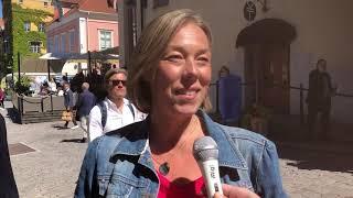 Pernilla Winnhed om Almedalen 2019