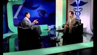 Use of LASER in eye NTV Interview Guest Prof. M. Nazrul Islam