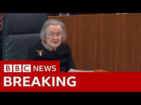 Supreme Court: Suspending Parliament was unlawful, judges rule - BBC News