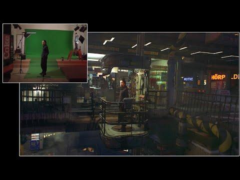 Πώς γυρίζονται σκηνές με ψηφιακά εφέ