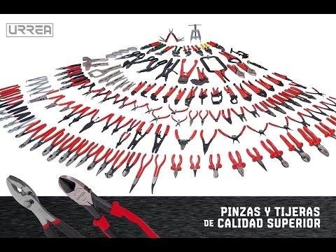 PINZAS Y TIJERAS URREA
