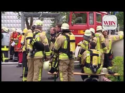 Hochhausbrand: Exklusiv-Bilder von Brandstifter-Verhaftung
