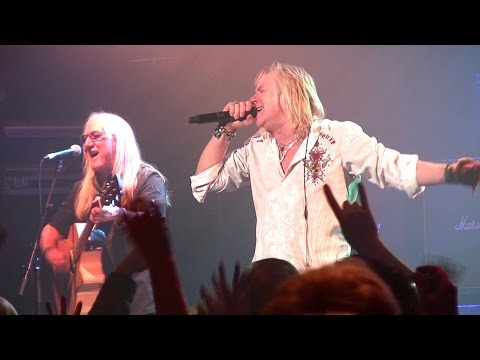 Uriah Heep - Lady In Black 2014 Live Video Full HD