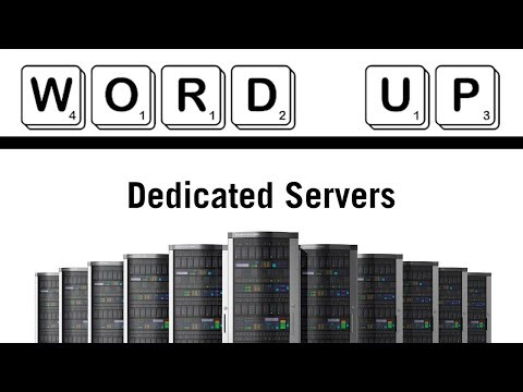 "What are ""Dedicated Servers""?"