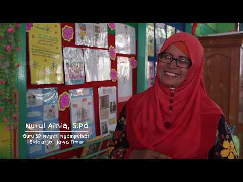 Endline Result: Numeracy for Early Grades Programme in NTB and East Java