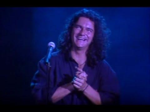 Ricardo Arjona video Historia del portero - Teatro Opera 1995 - Argentina