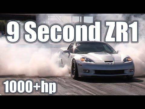 Nasty 9 Second ZR1