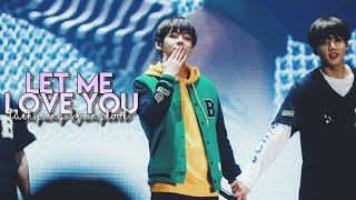 FANCAM] 161113 Cute Taehyung with his heart sign - BTS 3RD MUSTER