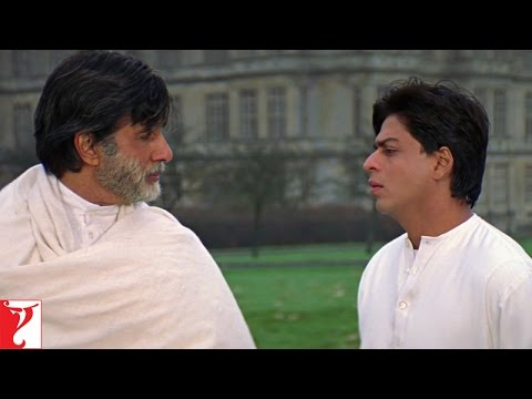 Dialogue - Mohabbatein | Mohabbat Ki Takat | Amitabh Bachchan | Shah Rukh Khan