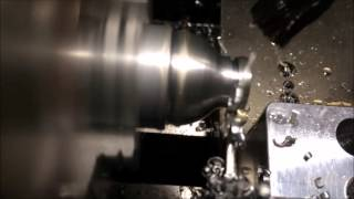 Parting and Cut Off on the Mini Lathe: Good Chip Control