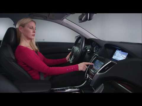Acura – Tutorials – Controlling Your Acura