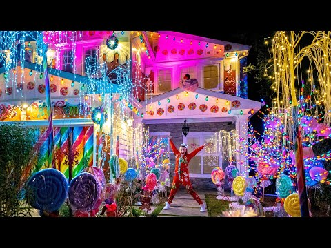 JOJO SIWA'S CHRISTMAS HOUSE TOUR!!!