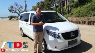 2016 Mercedes-Benz Metris Mid-Sized Van - Time to re-think the family van