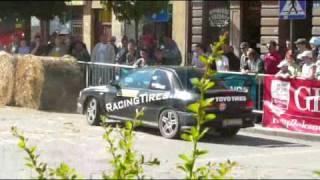 preview picture of video '2 RAJD ZIĘBICKI 14.06.2009 PRZEDSMAK WYDARZEŃ- ŚLIWA IMPREZĄ NA RYNKU'