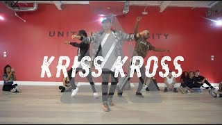 """Kriss Kross"" by Chris Brown 
