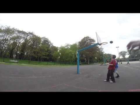 POV GoPro Bball in Tours