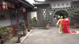 preview picture of video 'Čína Yunnan 12'