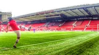 preview picture of video 'Raf Yaakob's Journey to Old Trafford - Part 2'