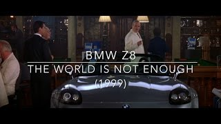 BMW Z8 from The World Is Not Enough (1999)