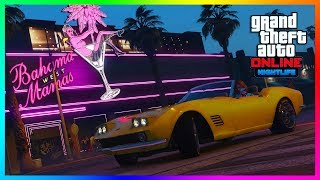 GTA Online Nightlife Summer 2018 Update - Most Expensive DLC Ever, Likely Release Dates & MORE!