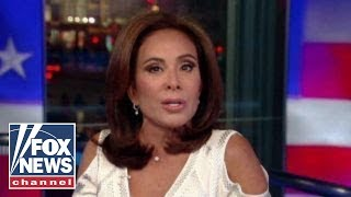 Judge Jeanine: You had no right to leak memos, Comey