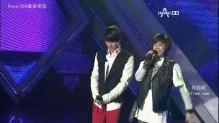 權志宇(郭永煥) & 池勝妍(高恩雅) - M2junior Show Case (K-POP最強生死戰Ep6 Cut.)