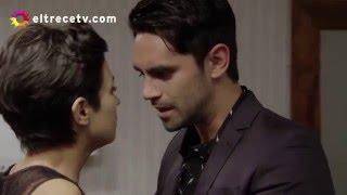 Elena y Agustín juntos en el mismo restaurant y Josefina se da cuenta