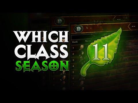 Diablo 3 - WHICH CLASS SHOULD YOU PICK IN SEASON 11 + GR80 Impale Demon Hunter (TROLLING) - PWilhelm