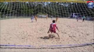 Retour sur la finale régionale de Beach-Soccer 2017 !